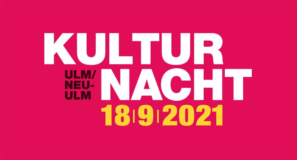 Kulturnacht 2021 - wir sind aktiv dabei