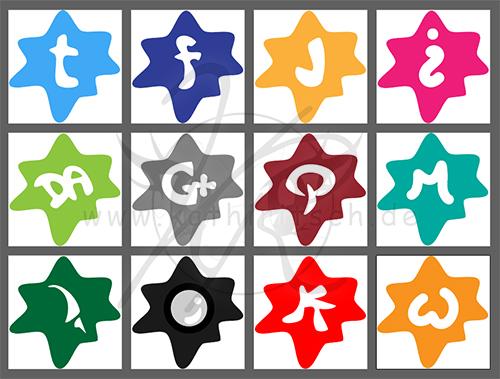 Social Media - Buttons