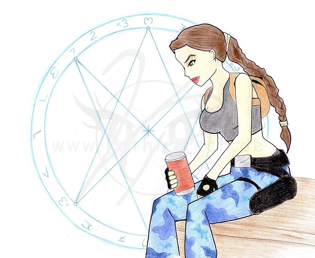 Lara und der Zirkel