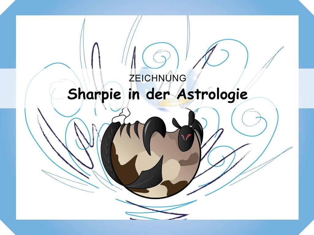 Sharpie in der Astrologie