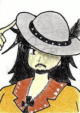 Alexandro, der Pirat
