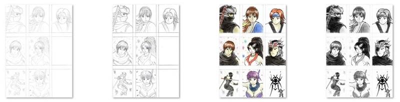 Kakao: Ninja Gaiden & Dead or Alive (Verlauf)