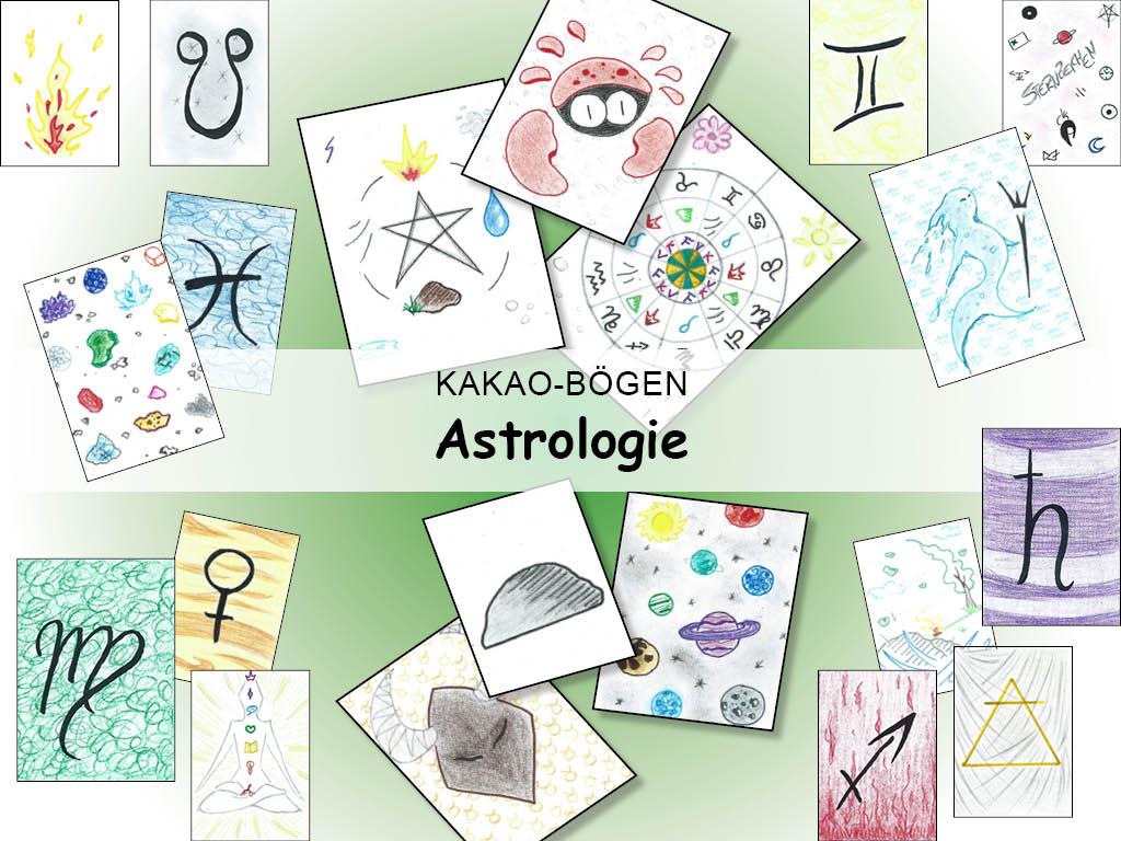 KAKAO-BÖGEN: Astrologie