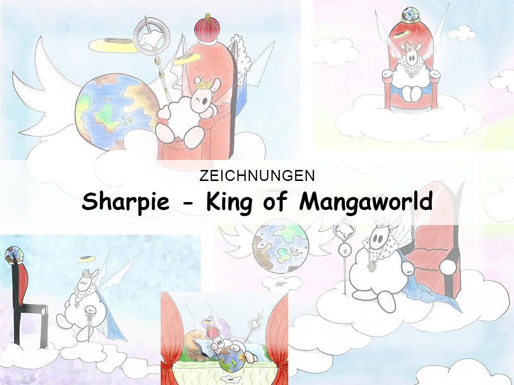 Sharpie - King of Mangaworld