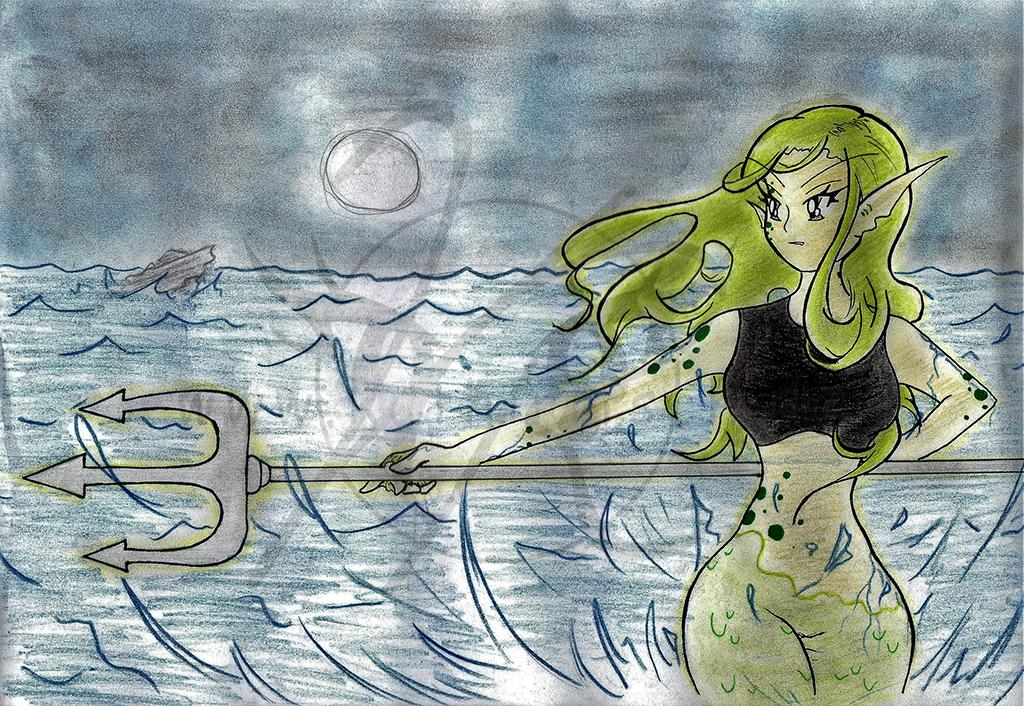 Alandra- Herrscherin der Meere