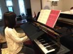 ご使用例ピアノブラインド福島県
