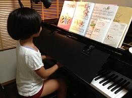 ピアノブラインド使用例奈良県にて
