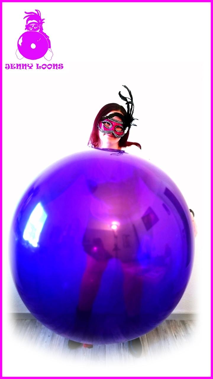 UNIQUE 36inch 90cm Riesenballon Giant balloon