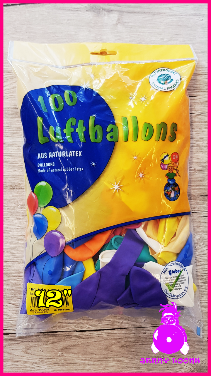 UNIQUE Luftballons Balloons Globos Mix Party