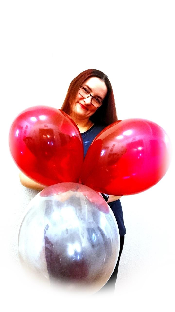 Große Auswahl an Luftballons 32cm 13 inch viele Farben Ballons Balloons Looner Party Fun Deko Baby Shower Geschenkballons Motive Ballondruck Hameln