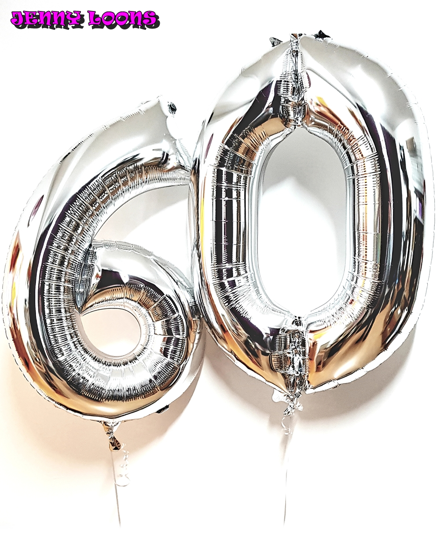 Folienballons - auch mit Helium
