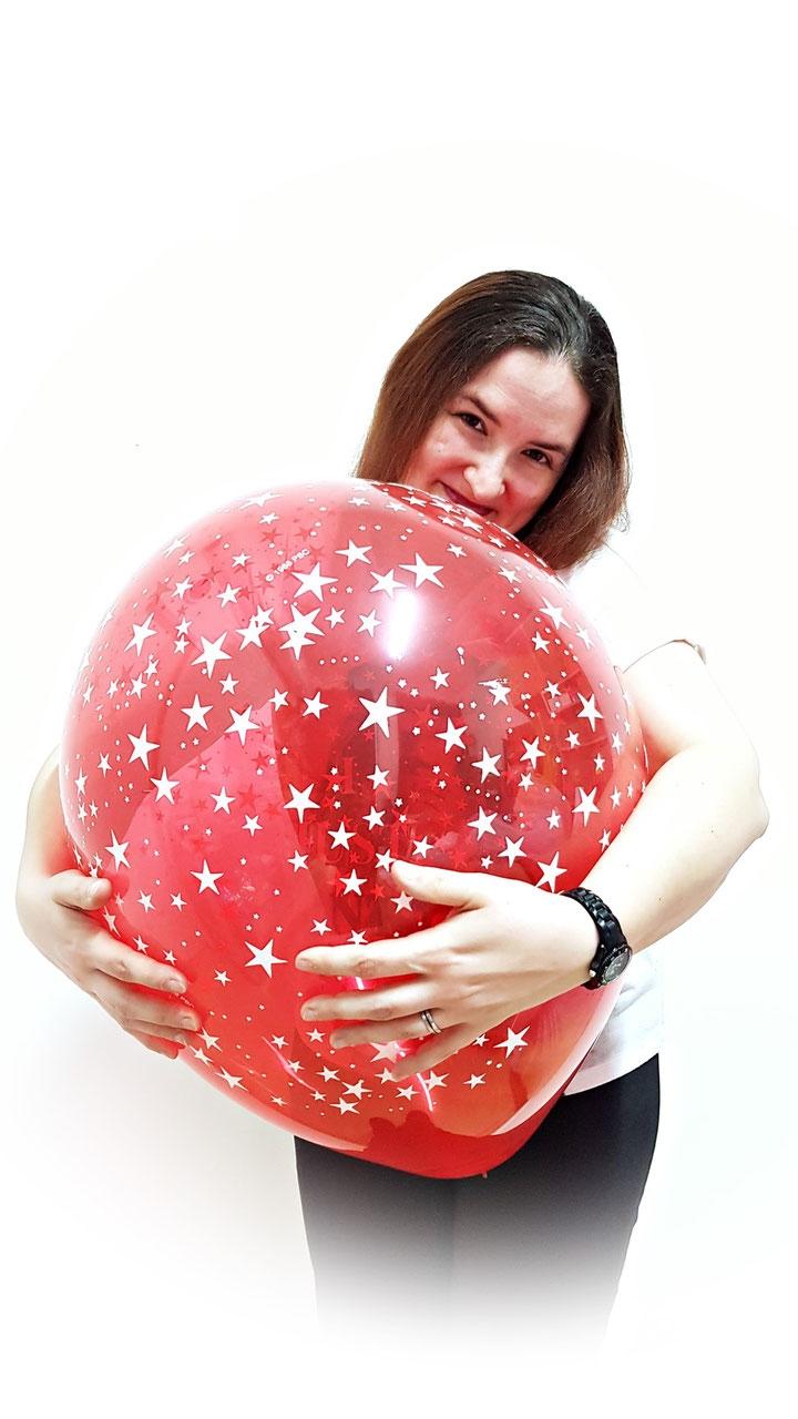 Große Auswahl an Luftballons 40cm 16 inch viele Farben Ballons Balloons Looner Party Fun Deko Baby Shower Geschenkballons Motive Ballondruck Hameln