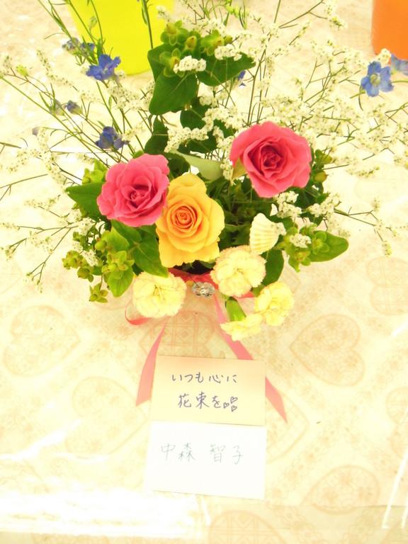 2012.8.21「いつも心に花束を❤」