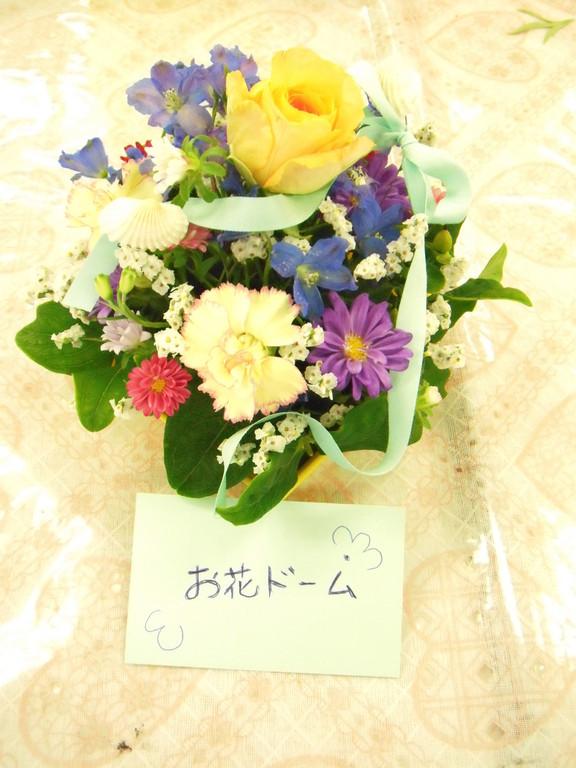 2012.8.21「お花ドーム」