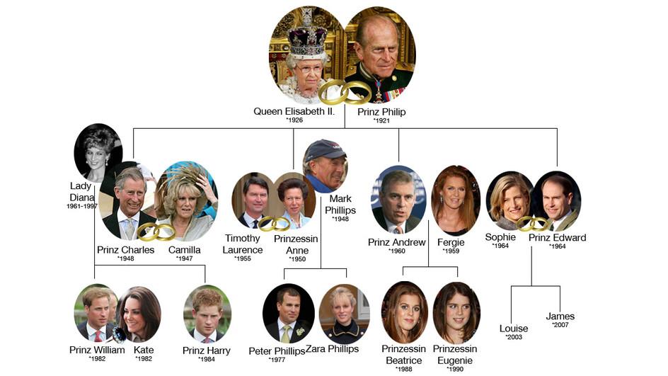 подозрении королевская семья древо в картинках будущий