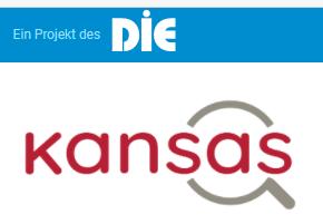 Screenshot Webseite des DIE