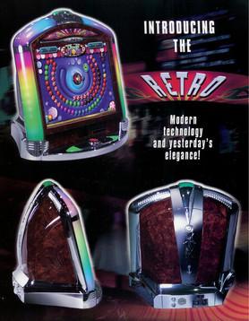 video tactile jvl vortex retro arcade