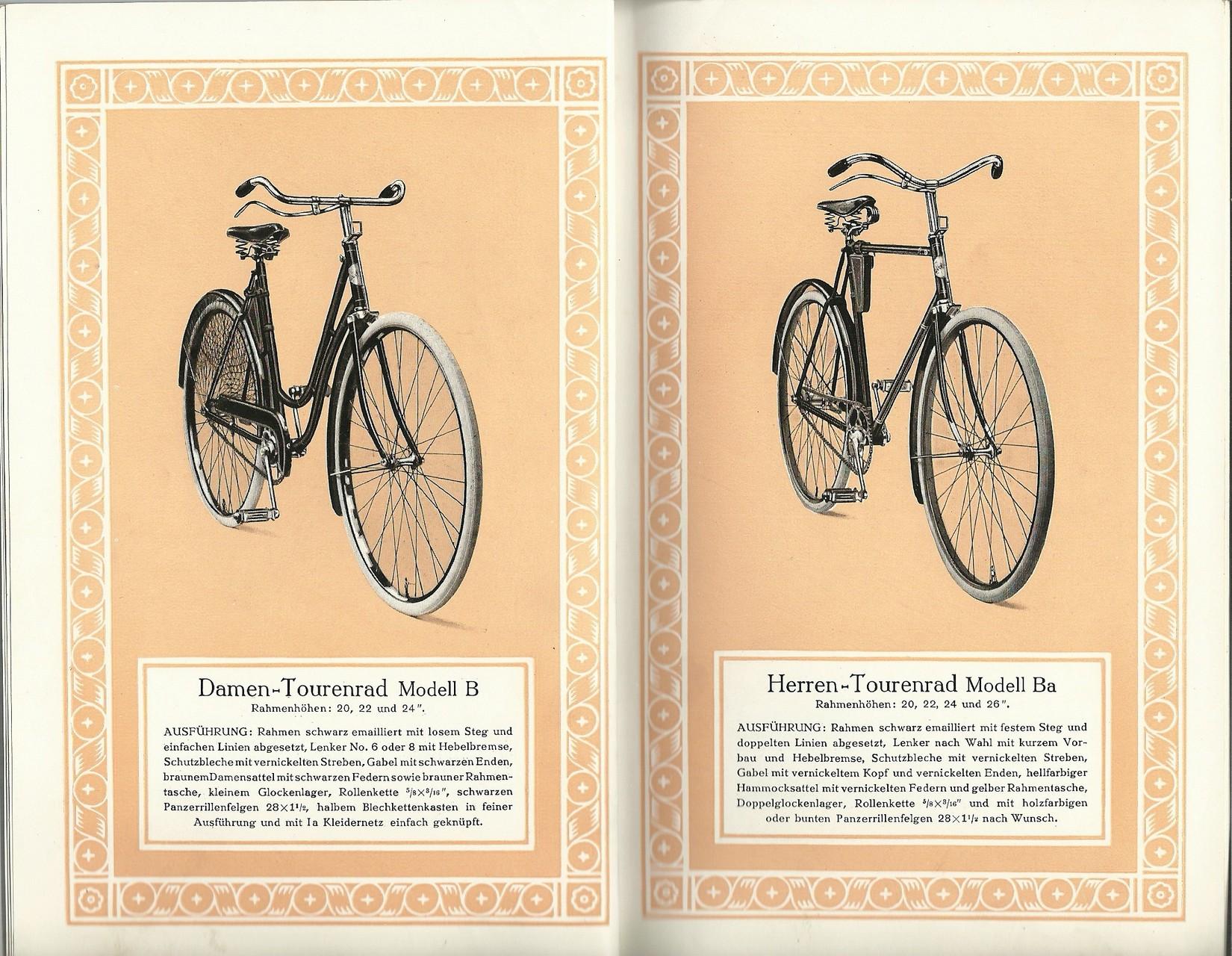 La Storia - mondo-bici