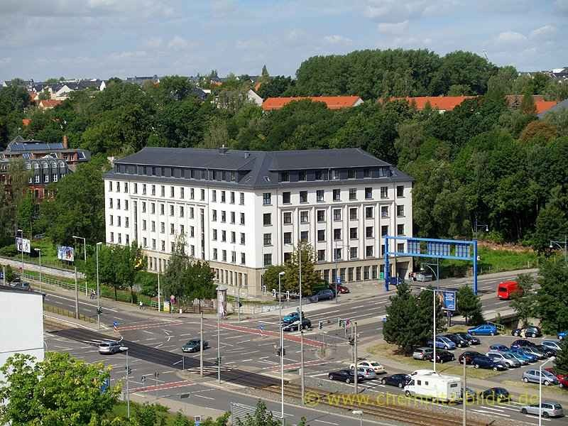 Zwickauer- und Reichsstraße