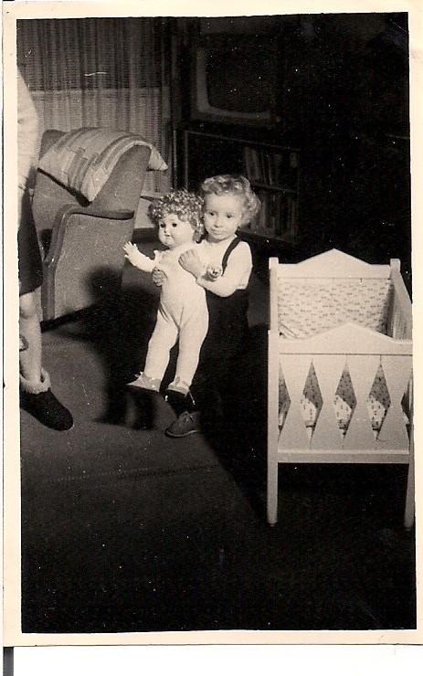 Da bin ich schon 3 Jahre alt