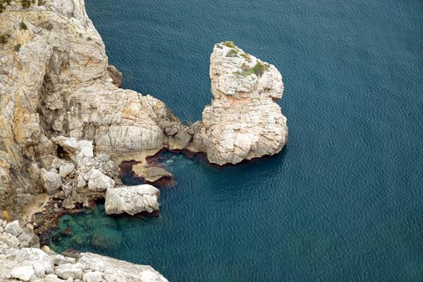 Steilküste zum Cap Formentor