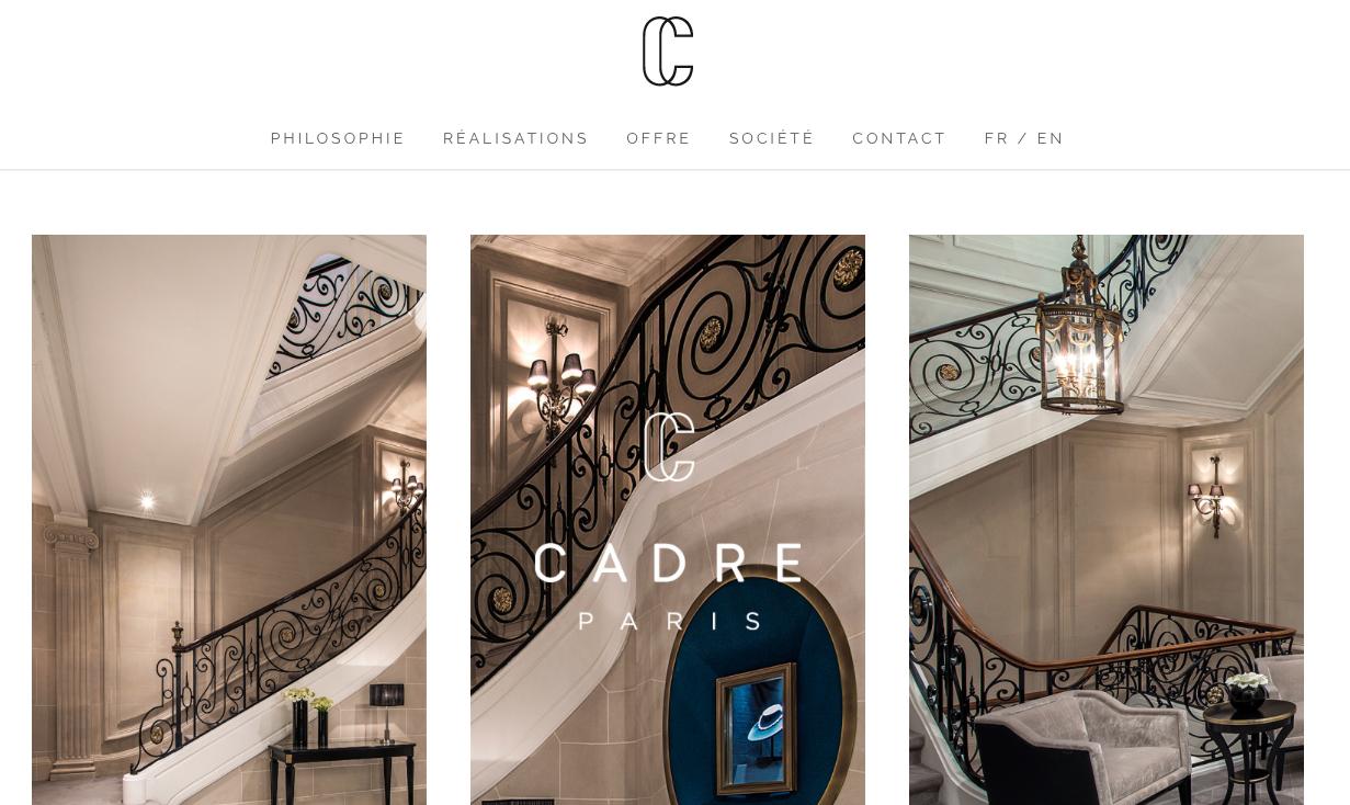 Architecte spécialisé dans les hôtels et restaurants de luxe