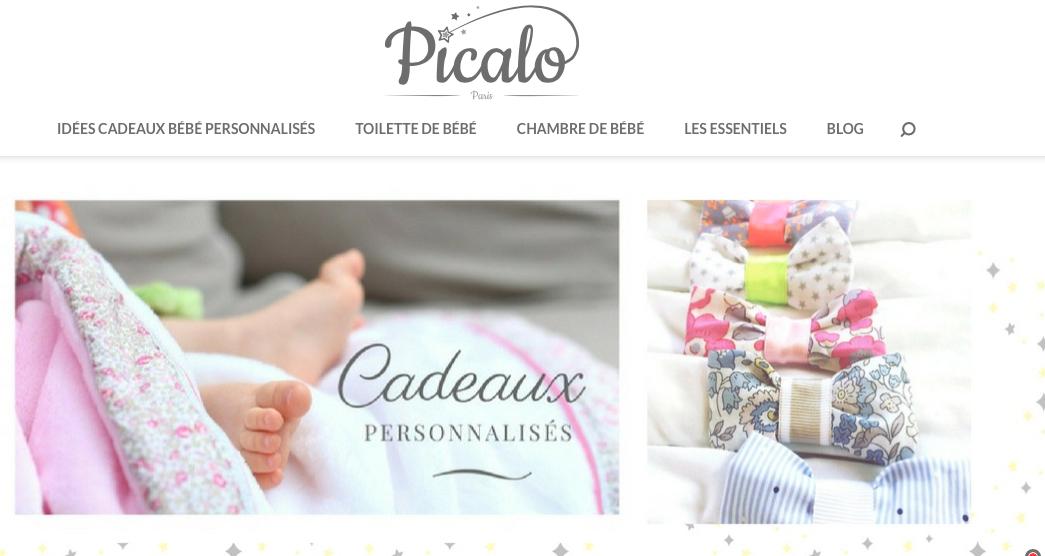 Créatrice française d'accessoires pour bébés