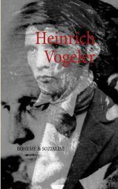 hier mein neues Buch!!! Brandaktuell!!!  Diese Arbeit stellt dar, in welchem Spannungsfeld Heinrich Vogeler in der Lage war, diese, seine Entwicklung vom jugendstilistischen zum sozialistischen Künstl