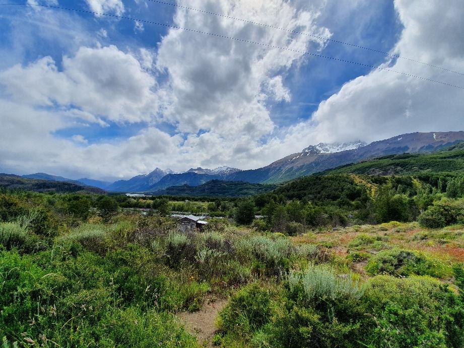 Ciao Patagonia - der 25.12. ist mein letzter Tag im Süden.