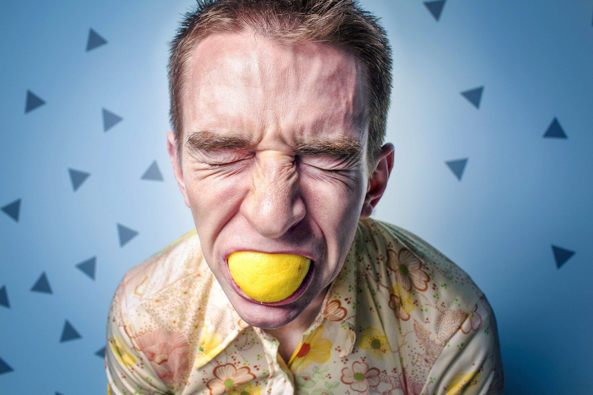 Wenn das Leben Dir Zitronen schenkt