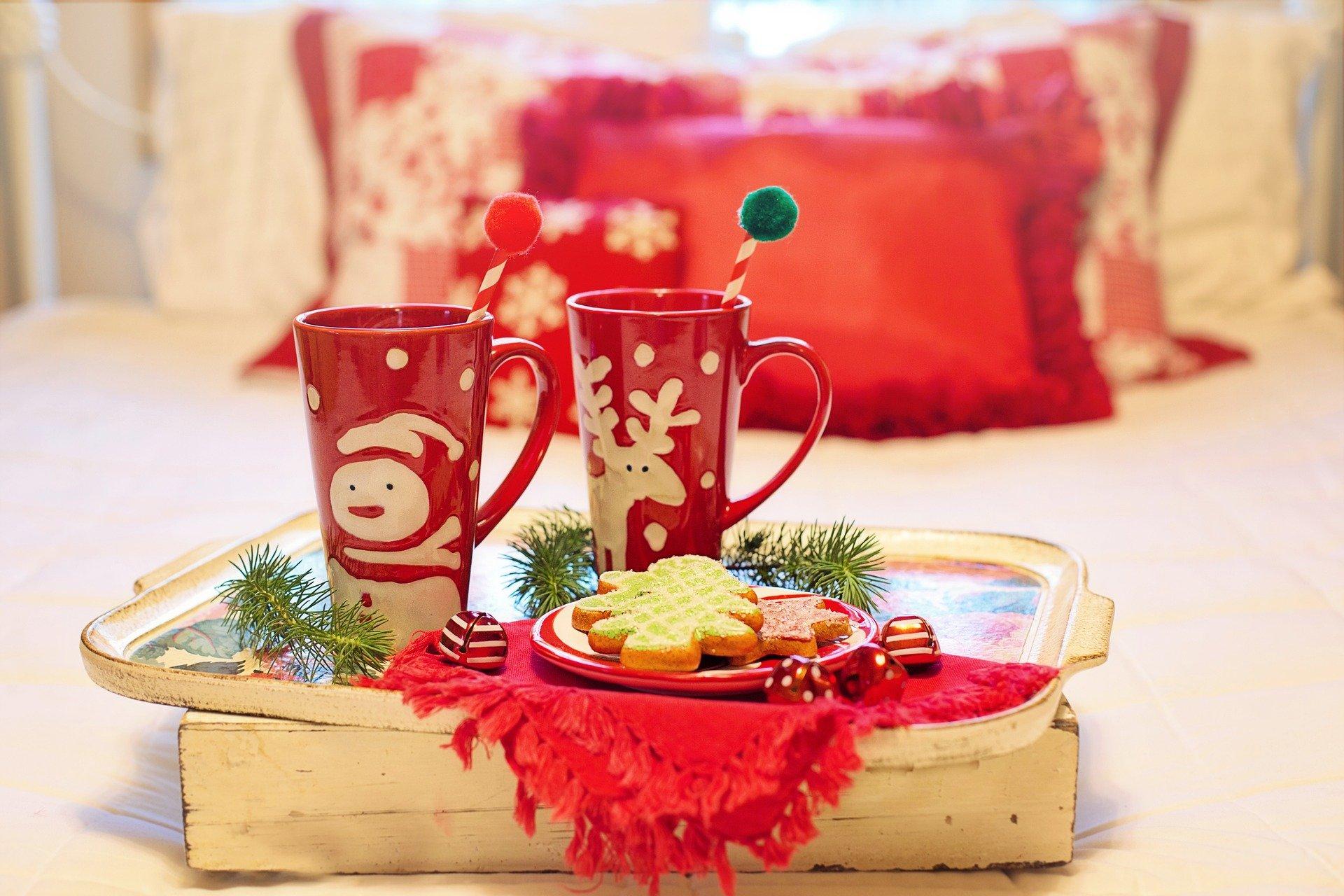 Weihnachtszeit ist Kuschelzeit