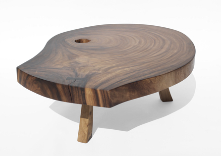 T1467 · Mara, Walnut#arttable#table#coffeeetable#homedecoration#artcollector#sculpturel#coffeetable#woodworking#interiordesign#woodsculpture#art#woodart#wooddesign#decorativewood#originalartwork#modernwoodsculpture#joergpietschmann#oldwood