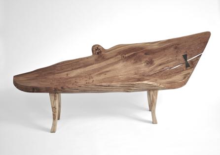 Bench · B1086 · Oak#bench#stool#console#sculpture##woodworking#interiordesign#woodsculptures#art#woodart#wooddesign#decorativewood#originalartwork#modernwoodsculpture#joergpietschmann#oldwood