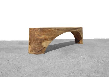 Bench · B2120 · Poplar#bench#console#sculpture##woodworking#interiordesign#woodsculptures#art#woodart#wooddesign#decorativewood#originalartwork#modernwoodsculpture#joergpietschmann#oldwood