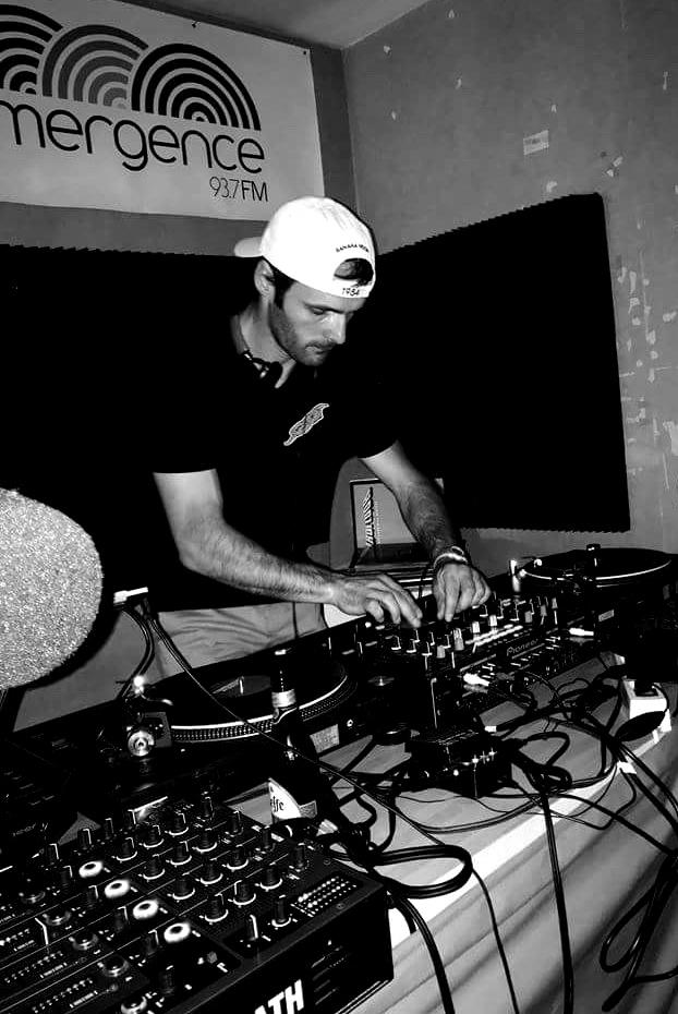 Emergence Radio Dj Set - Techno - in live