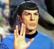 """Spock: """"Ohne Kreativität gibt es keine Entwicklung."""""""