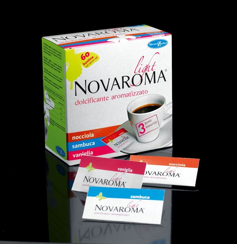 Novaroma Light .. Dolcificante Aromatizzato