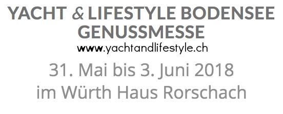 Yacht und Lifestyle Messe, Bodensee,  Schlüsselbrett, Alu Designleiste, swissmade, handmade, Schweiz, Schlüsselaufbewahrung, Ordnung, Schlüssel, Designfilz, Dekoration, Garderobe, Flur, Interior