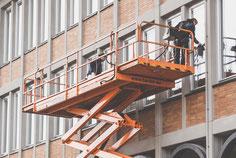 Über Gebäudereinigung München