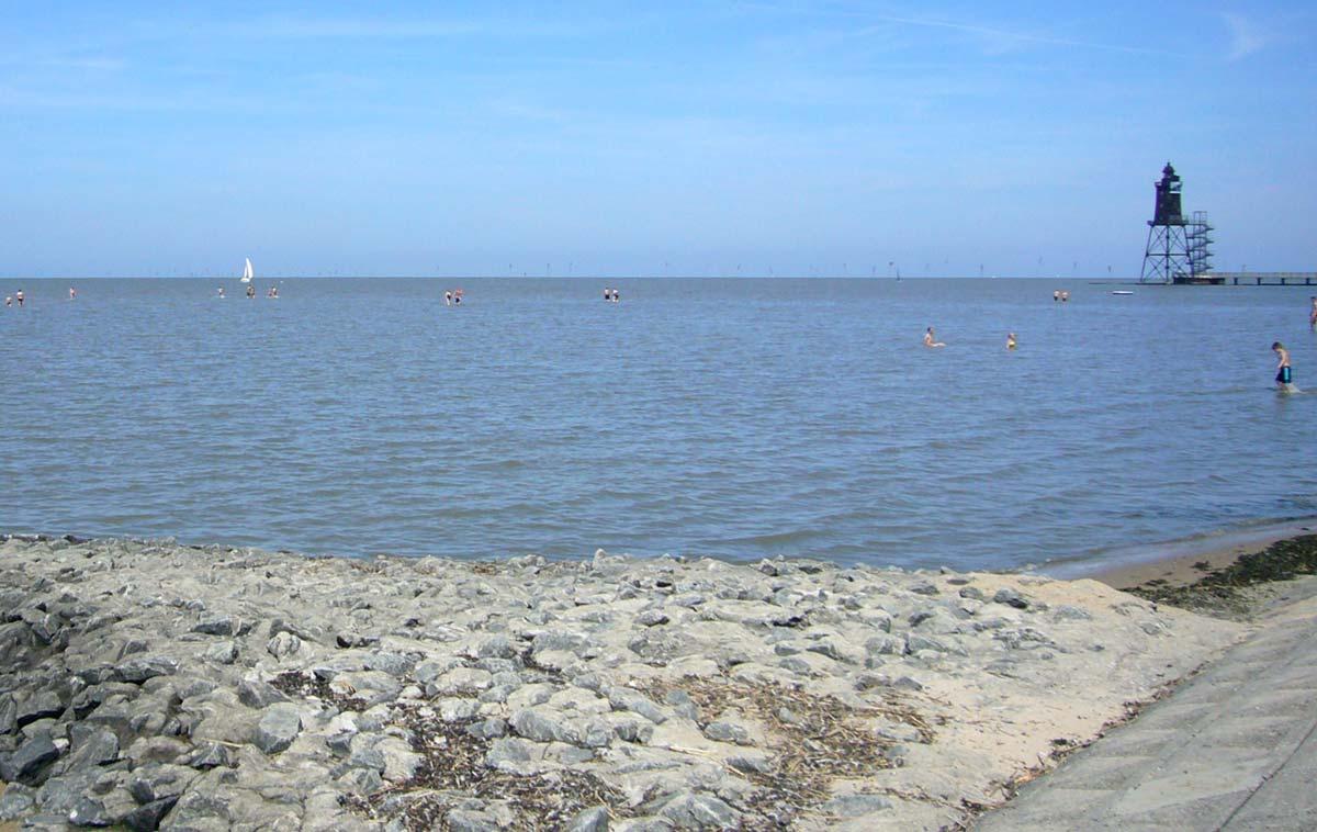 An der Nordseeküste ... in der Ferienwohnung Dat Reethus
