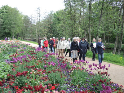 Internationalen Gartenschau in Hamburg