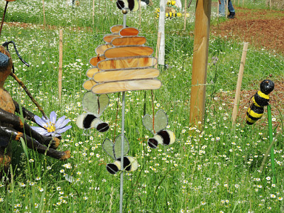 Bienenwiese Landesgartenschau Eutin