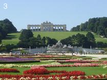 Gloriette in Schönbrunn Park