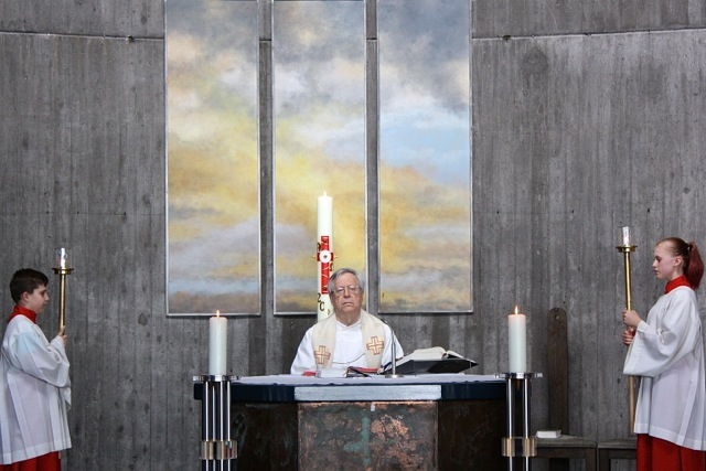 Eucharistiefeier zum 3. Sonntag in der Osterzeit in St. Bernhard