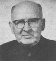 Geistl. Rat Karl Faller (Pfarrer der St. Antoniuspfarrei von 1925-1963)