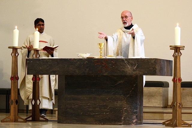 Eucharistiefeier anlässlich des Todes von Dekan Bernhard Ihle in St. Antonius