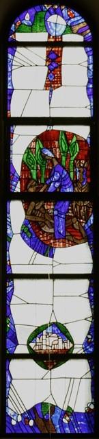 5. Fenster: Das Beispiel vom barmherzigen Samariter (Lk 10, 25-37)