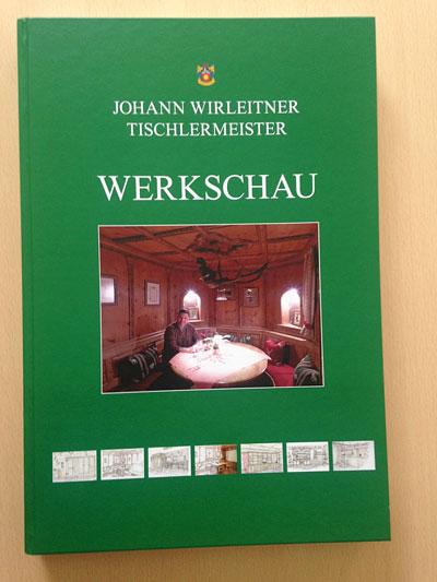 """Das Jubiläumsbuch """"Werkschau"""" - 272 Seiten im Format 25x37 cm für Sie!"""