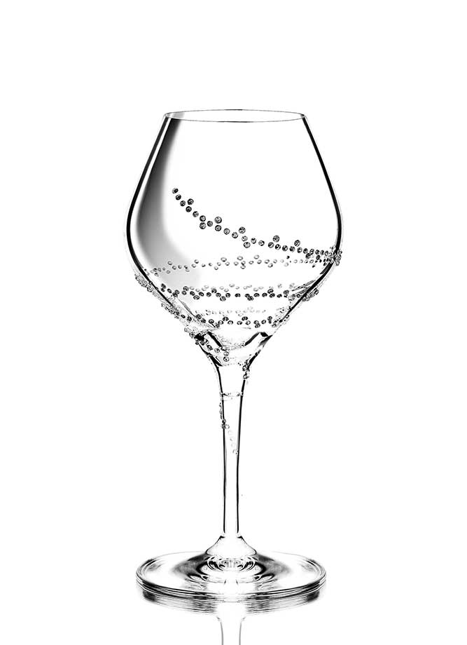 Wine glass Selene