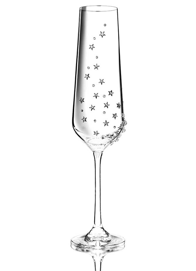 Champagne glass Hera 200 ml